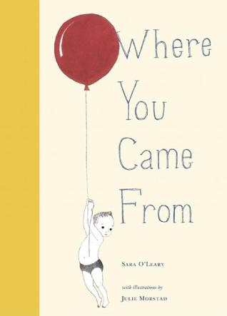 Where You Came from by Sara O'Leary
