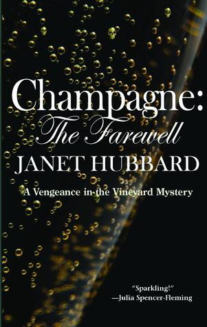 Champagne by Janet Hubbard