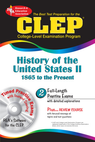 CLEP History of the United States II by Lynn Marlowe