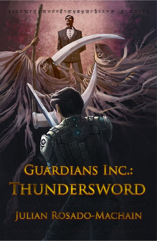 Thundersword (Guardians Inc., #2)
