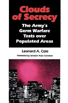 Clouds of Secrecy by Leonard A. Cole