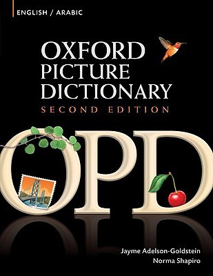 Oxford Picture Dictionary: English/Arabic