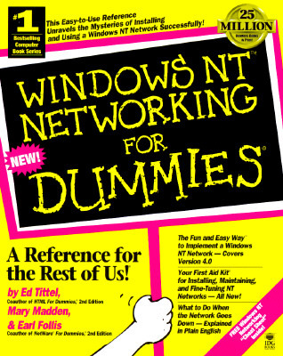 Windows NT Networking for Dummies by Ed Tittel