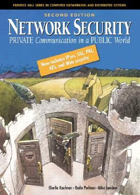 Network Security by Charlie  Kaufman