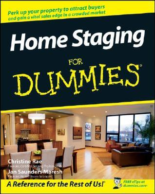 Home Staging For Dummies by Janice Saunders Maresh