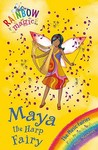 Maya the Harp Fairy (Rainbow Magic: Music Fairies, #5)