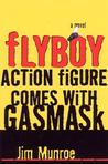 Flyboy Action Figure Comes with Gas Mask