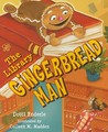 The Library Gingerbread Man
