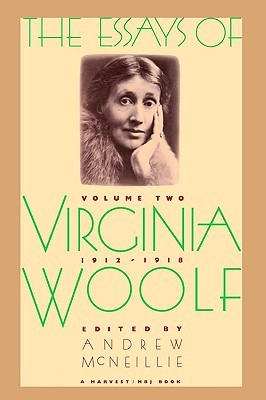 1 1904 1912 essay virginia vol woolf Get this from a library the essays of virginia woolf vol 1, 1904-1912 [virginia woolf andrew mcneillie].