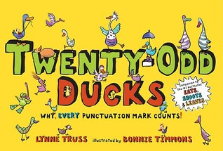 Twenty-Odd Ducks by Lynne Truss