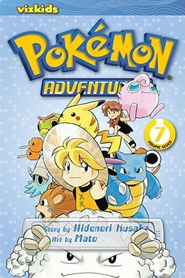 Pokémon Adventures, Volume 7