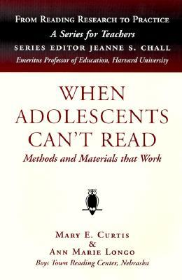 When Adolescents Can't Read by Mary E. Curtis
