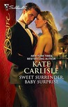 Sweet Surrender, Baby Surprise (Duke Brothers #2)
