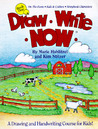 Draw Write Now Book 1: On the Farm, Kids & Critters, Storybook Characters