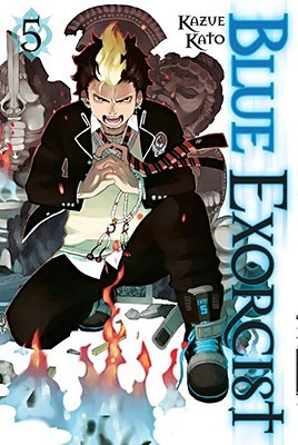 Blue Exorcist, Vol. 5 by Kazue Kato