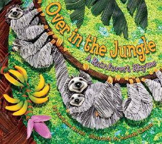 Over in the Jungle by Marianne Berkes