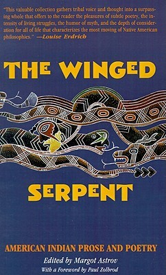 Winged Serpent by Margot Astrov
