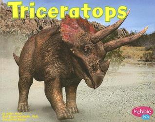 Triceratops by Helen Frost