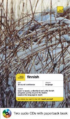 Teach Yourself Finnish Complete Course [With 2 CDs] by Terttu Leney