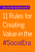11 Rules for Creating Value in the Social Era by Nilofer Merchant
