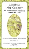 The Maps Of Company Commander Europe 1944 & 1945