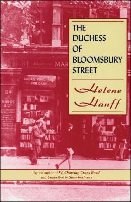 The Duchess of Bloomsbury Street by Helene Hanff