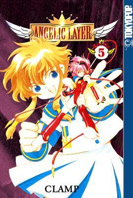 Angelic Layer, Vol. 5 by CLAMP