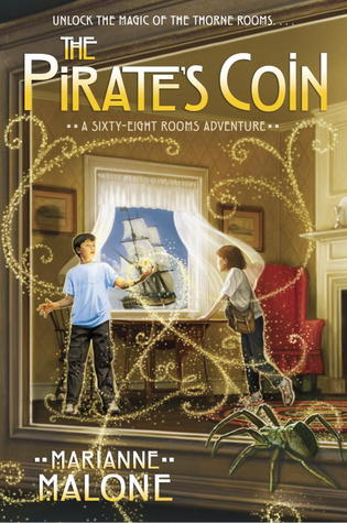 The Pirate's Coin (Sixty-Eight Rooms, #3)