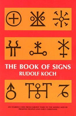 The Book of Signs by Rudolf Koch