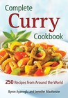 Complete Curry Cookbook by Byron Ayanoglu
