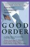 Good Order: Right Answers to Contemporary Questions