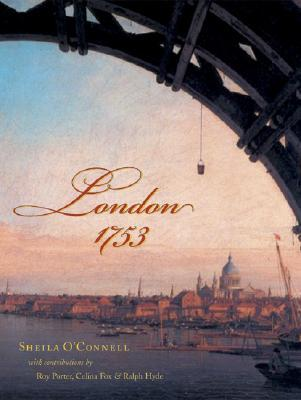 London 1753 by Sheila O'Connell