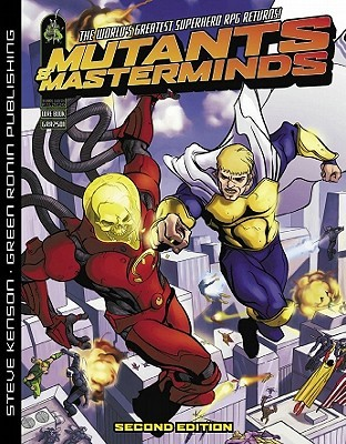 Mutants & Masterminds by Steve Kenson