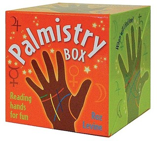 Palmistry Box: Reading Hands for Fun [With Hand-Print Roller, Tube of Ink]