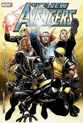 The New Avengers Hardcover Collection Vol. 4 by Brian Michael Bendis