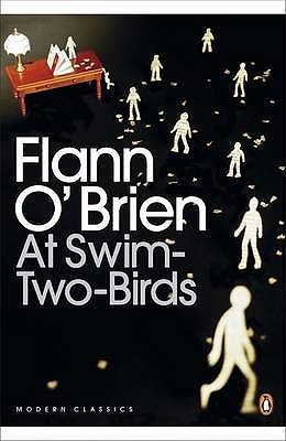 At Swim-Two-Birds by Flann O'Brien