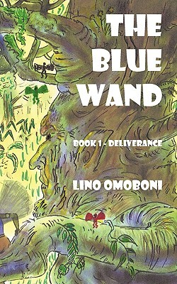 The Blue Wand by Lino Omoboni