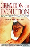 Creation or Evolution?: Do We Have to Choose?