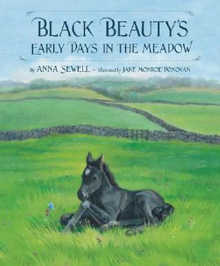 Black Beauty's Early Days in the Meadow by Anna Sewell