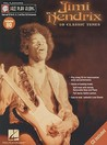 Jimi Hendrix: Jazz Play-Along Volume 80 (Jazz Play-Along)