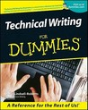 Technical Writing for Dummies. by Sheryl Lindsell-Roberts