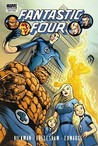 Fantastic Four, Volume 1 by Jonathan Hickman