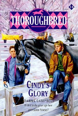 Cindy's Glory (Thoroughbred, #14)