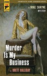 Murder is My Business (Hard Case Crime #66)