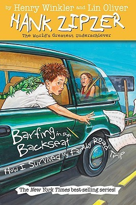 Barfing in the Backseat by Henry Winkler