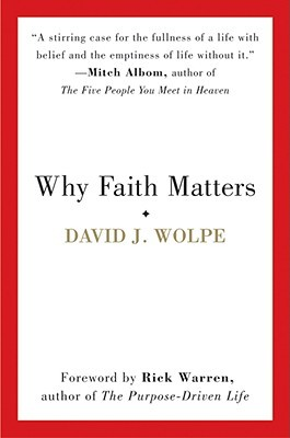 Why Faith Matters by David J. Wolpe