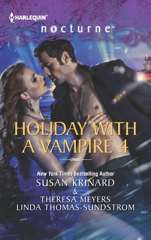 Holiday with a Vampire 4 (Vampire Moons #2.5 / Nightsiders 0.5)