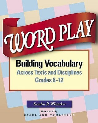 Word Play by Sandra R Whitaker