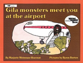 Gila Monsters Meet You at the Airport