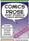 Comics Prose: Short Stories by Comic Writers